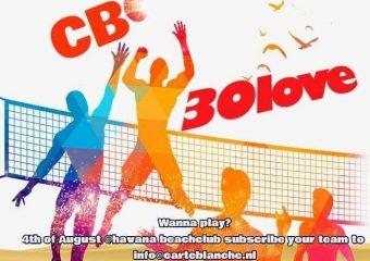 22e CBO volleybal toernooi Stichting Destino