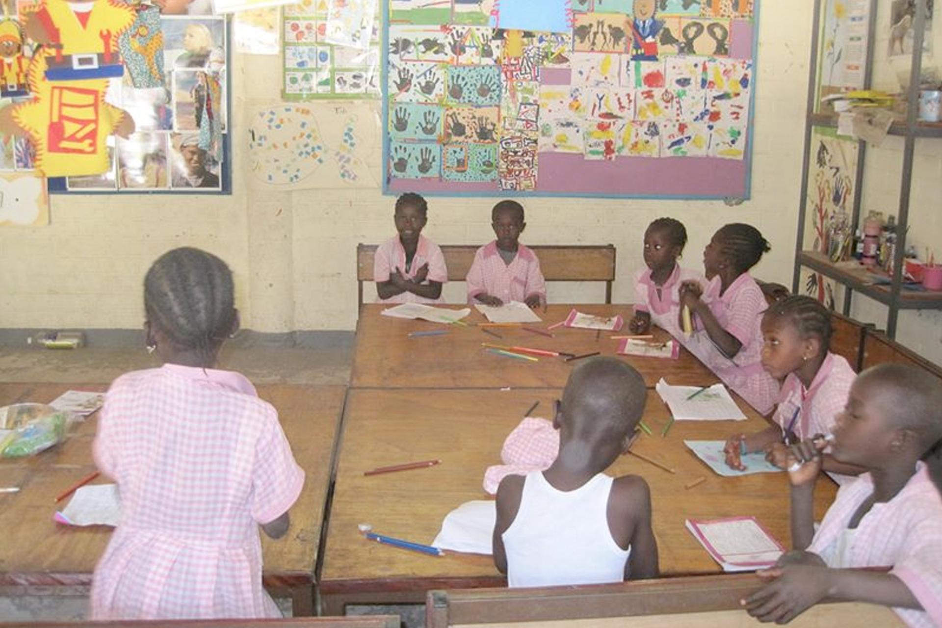 gunjur community pré-school